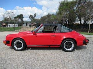 1987 Porsche Carrera For Sale