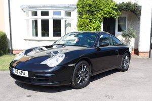 2002 Porsche 911 Targa Tiptronic S
