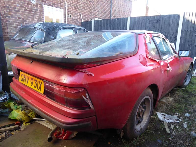 1983 Auction of One Owner Collection Cars & Landrovers & Spares For Sale (picture 3 of 6)