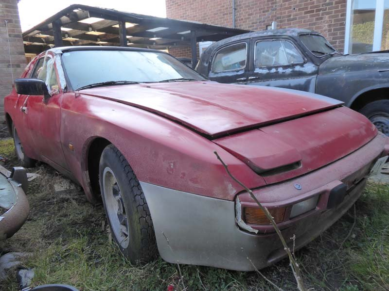 1983 Auction of One Owner Collection Cars & Landrovers & Spares For Sale (picture 5 of 6)