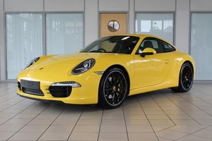 2012/12 911 (991) 3.8 C2S Manual For Sale