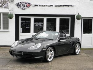 Picture of 2004 Porsche Boxster 2.7 Manual in Basalt Black only 54k Miles! SOLD