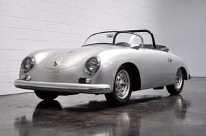 1957 Porsche 356A 1500 GS/GT Carrera Speedster = History  For Sale