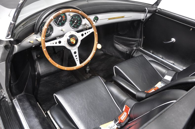 1957 Porsche 356A 1500 GS/GT Carrera Speedster = History  For Sale (picture 4 of 6)