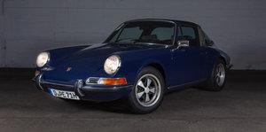 1971 Porsche 911 2.2l T Targa albertblue For Sale
