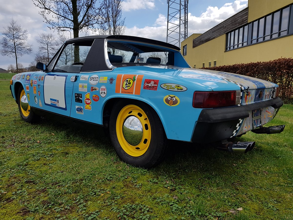 1973 Porsche 914 rally For Sale (picture 2 of 6)