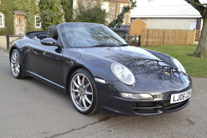 2006 Porsche 997 Carrera 2S  Cabriolet + Powerkit + hardtop For Sale