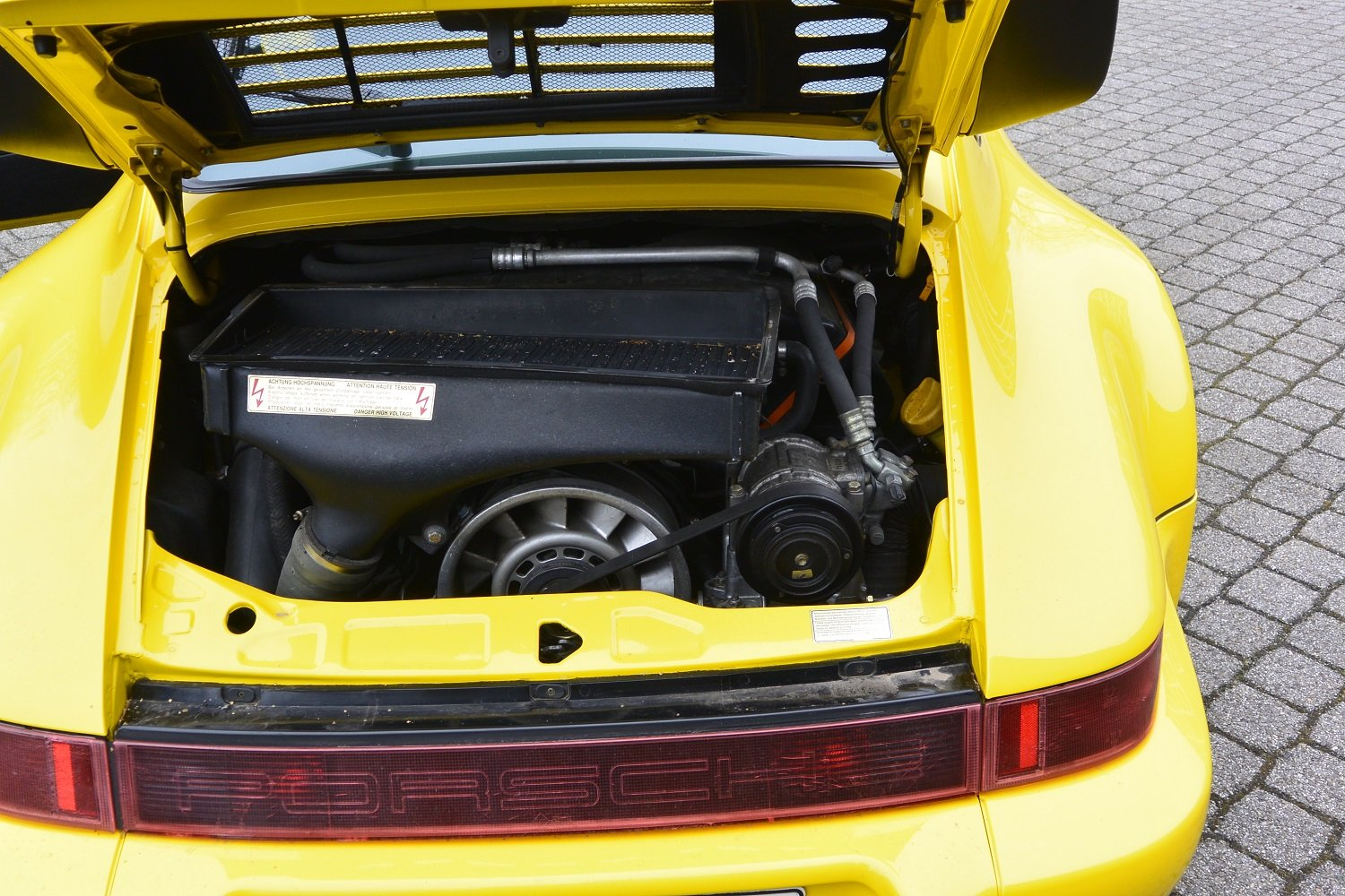 1993 Rare, 3.6l Turbo 964! For Sale (picture 5 of 6)