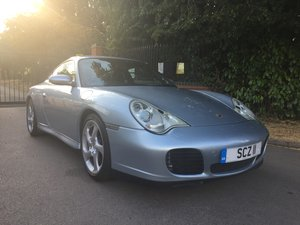 2004 Porsche 911 996 C4S Manual For Sale