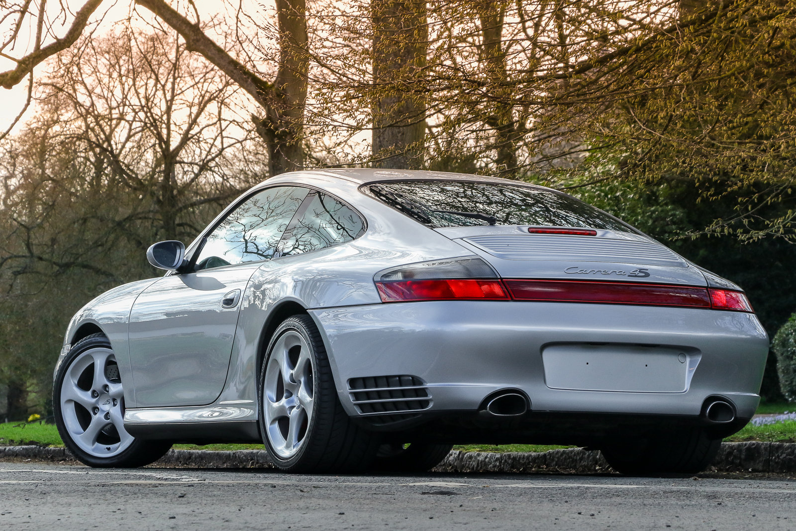 2002 Porsche 911 Carrera 4S 6-Speed Manual 996 FSH For Sale (picture 1 of 6)