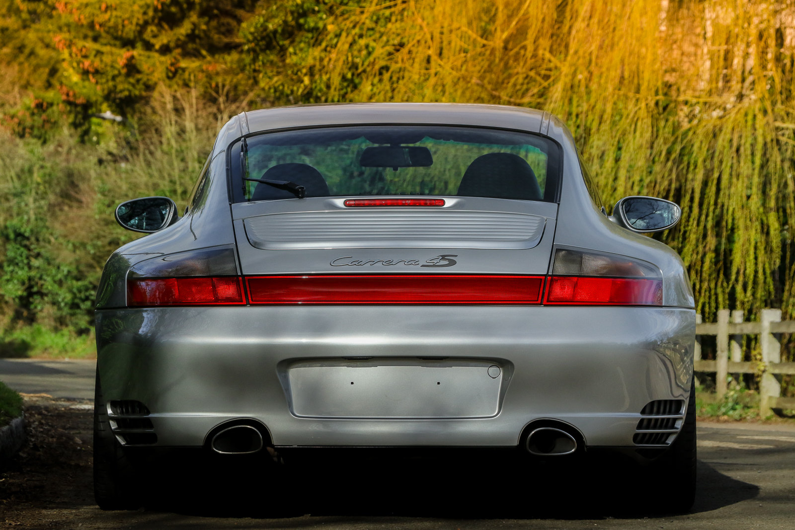 2002 Porsche 911 Carrera 4S 6-Speed Manual 996 FSH For Sale (picture 3 of 6)