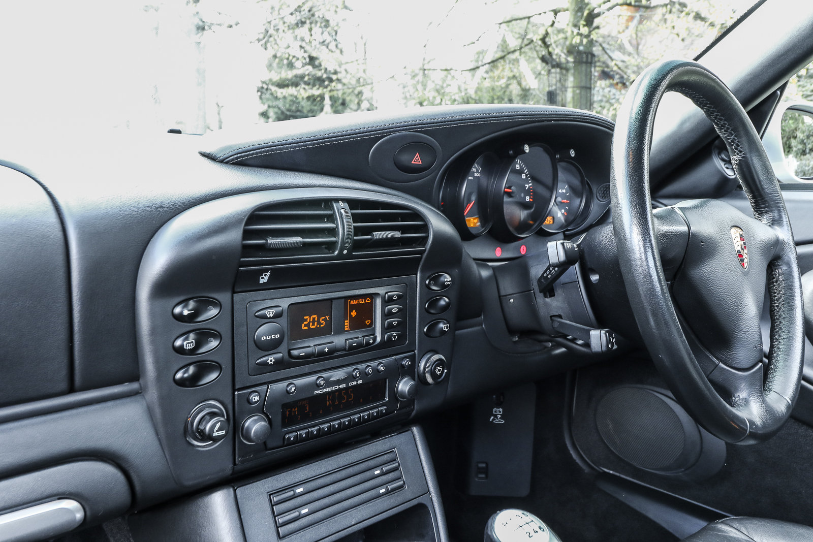 2002 Porsche 911 Carrera 4S 6-Speed Manual 996 FSH For Sale (picture 6 of 6)