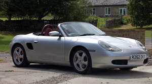 1997 Boxster 986, 2.5 Tiptronic  For Sale
