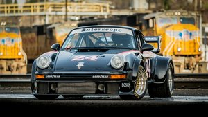 1986 Porsche Interscope 934.5 Race Car $127k spent  $159.9 For Sale