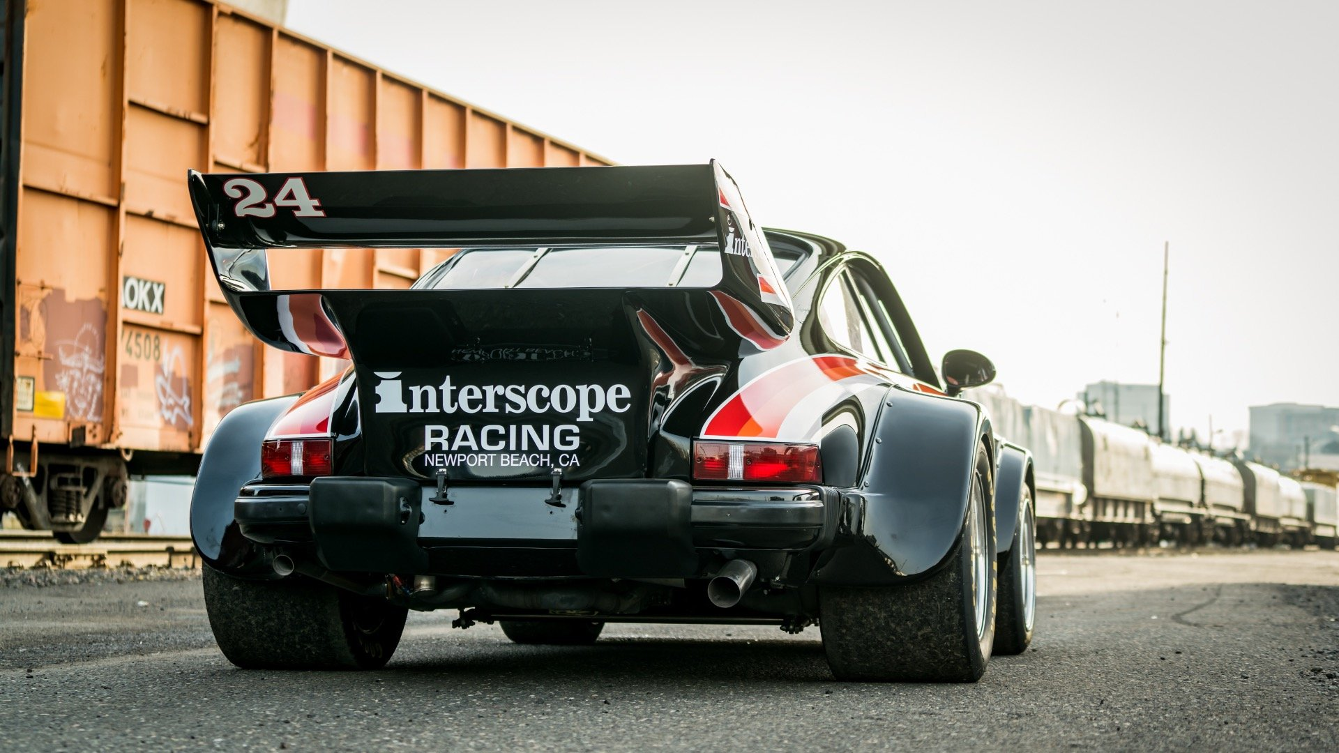 1986 Porsche Interscope 934.5 Race Car $127k spent  $159.9 For Sale (picture 3 of 6)