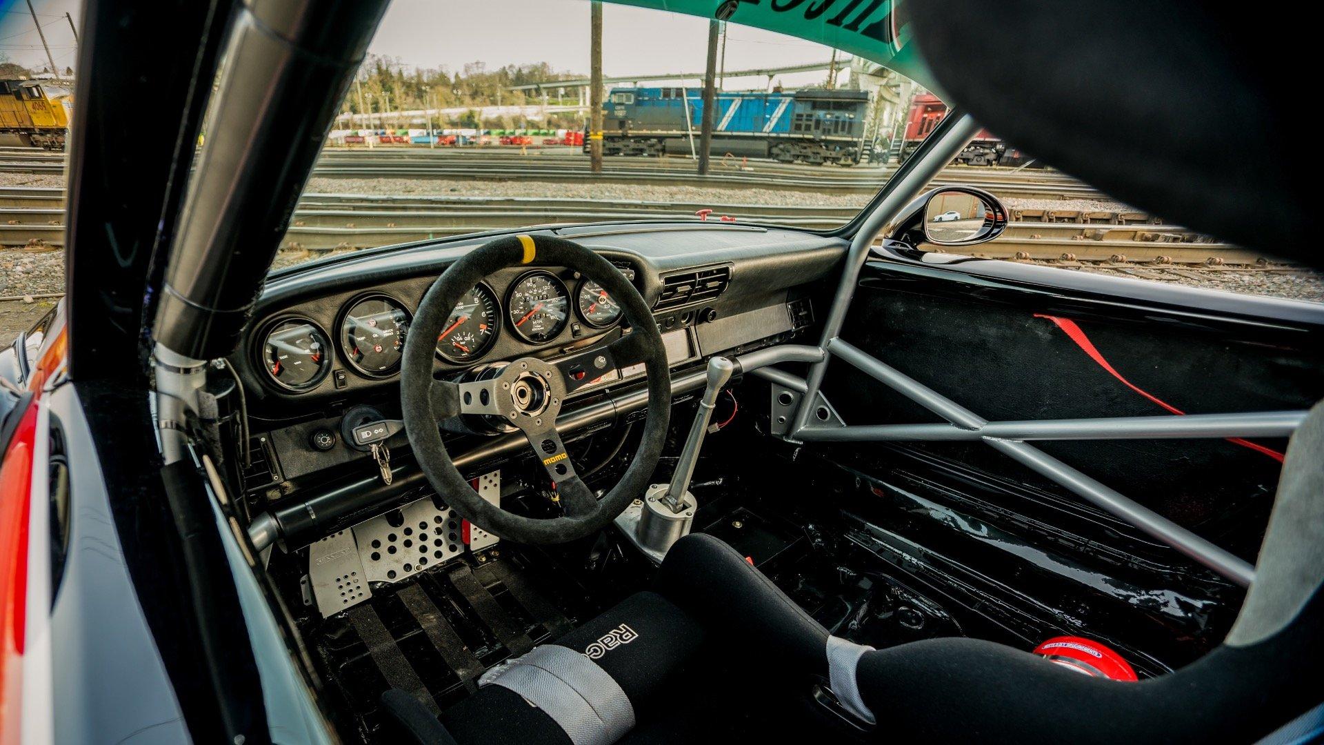 1986 Porsche Interscope 934.5 Race Car $127k spent  $159.9 For Sale (picture 4 of 6)