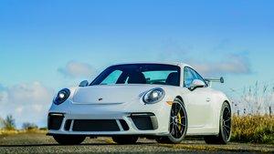 2018 Porsche 911 GT3 = Manual 303 miles Ivory  $165k  For Sale
