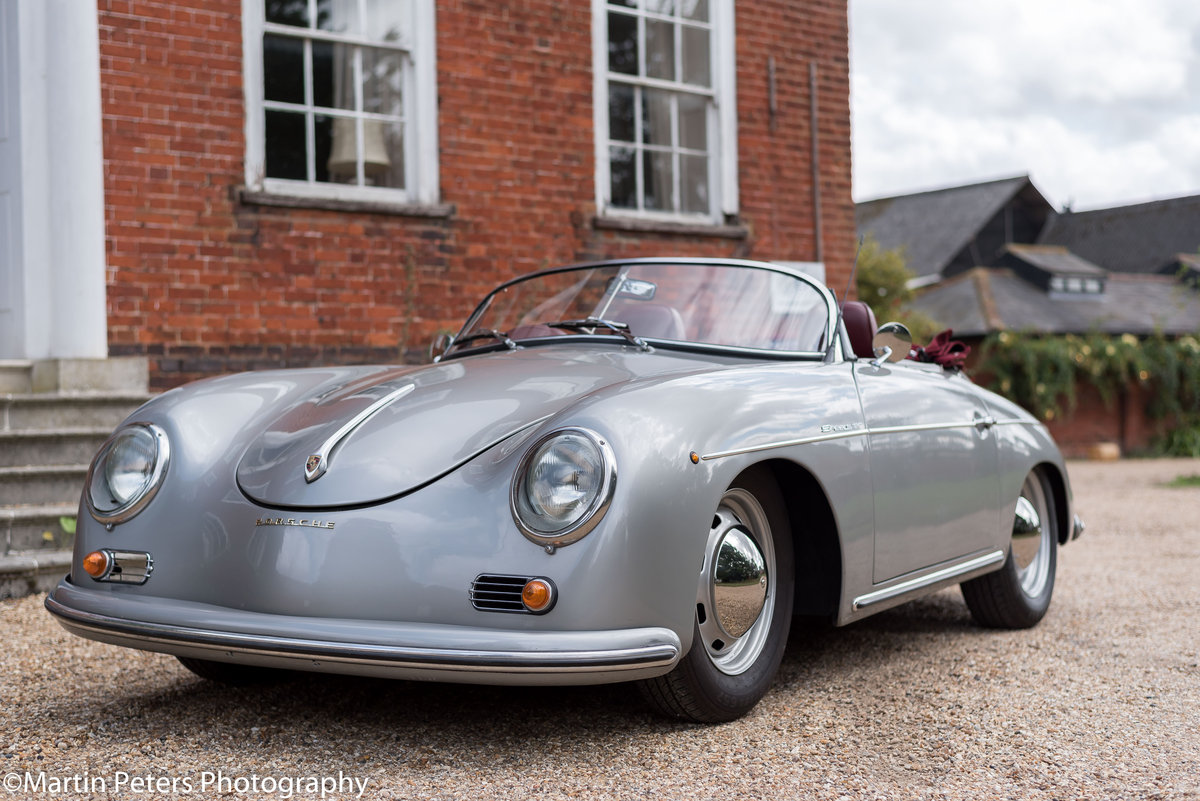 2012 356 Speedster replica For Sale (picture 1 of 6)