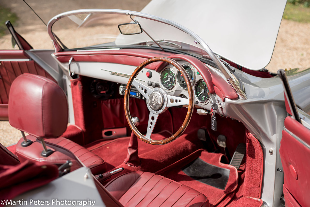 2012 356 Speedster replica For Sale (picture 4 of 6)
