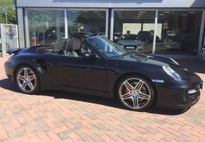 2008 Porsche 911 Turbo Tiptronic-S Convertible