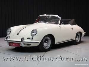 1962 Porsche 356 B T6 Cabriolet '62 For Sale