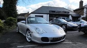 2005 Porsche 911 (996) Carrera 4S Tiptronic Convertible Sat-Nav