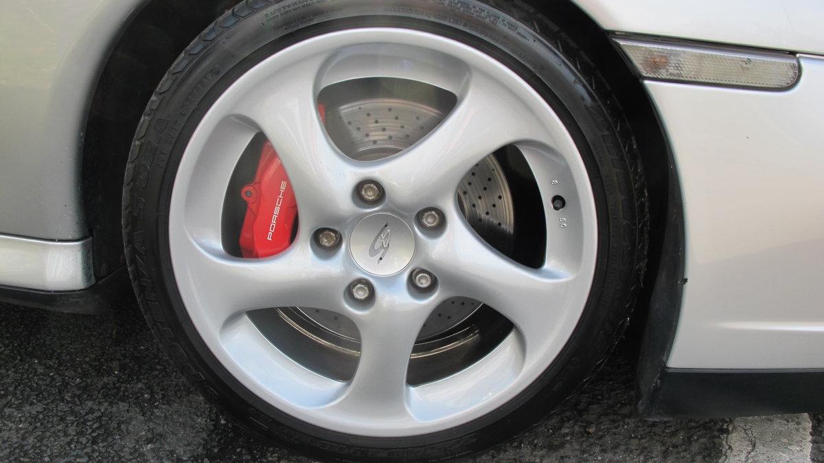 2005 Porsche 911 (996) Carrera 4S Tiptronic Convertible Sat-Nav For Sale (picture 6 of 6)