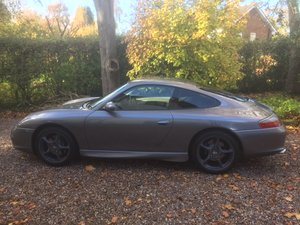 2002 Porsche 996 C2 Manual For Sale