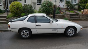 Clean, solid, 1986 Porsche 924S For Sale