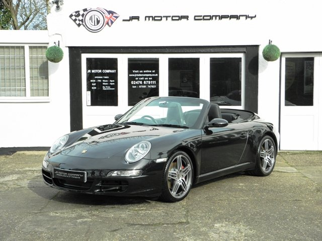 2006 Porsche 911 997 Carrera 2S Manual Cabriolet Only 40k Miles! For Sale (picture 1 of 6)