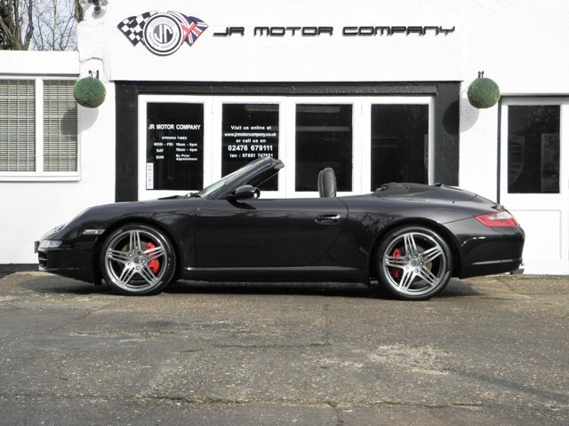 2006 Porsche 911 997 Carrera 2S Manual Cabriolet Only 40k Miles! For Sale (picture 2 of 6)