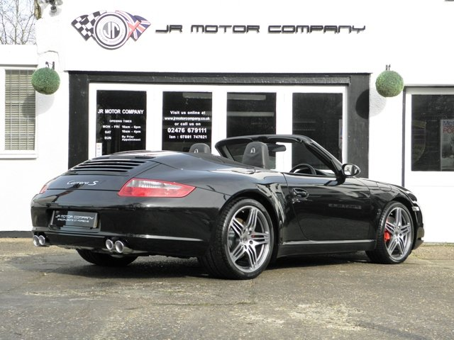 2006 Porsche 911 997 Carrera 2S Manual Cabriolet Only 40k Miles! For Sale (picture 3 of 6)