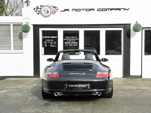 2006 Porsche 911 997 Carrera 2S Manual Cabriolet Only 40k Miles! For Sale (picture 4 of 6)