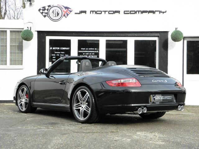 2006 Porsche 911 997 Carrera 2S Manual Cabriolet Only 40k Miles! For Sale (picture 5 of 6)