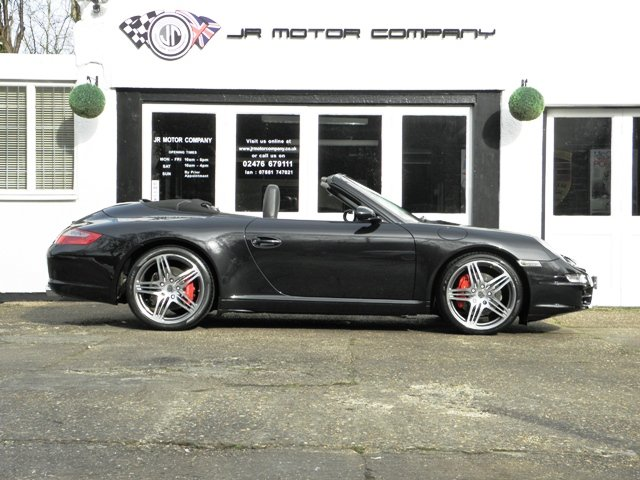 2006 Porsche 911 997 Carrera 2S Manual Cabriolet Only 40k Miles! For Sale (picture 6 of 6)