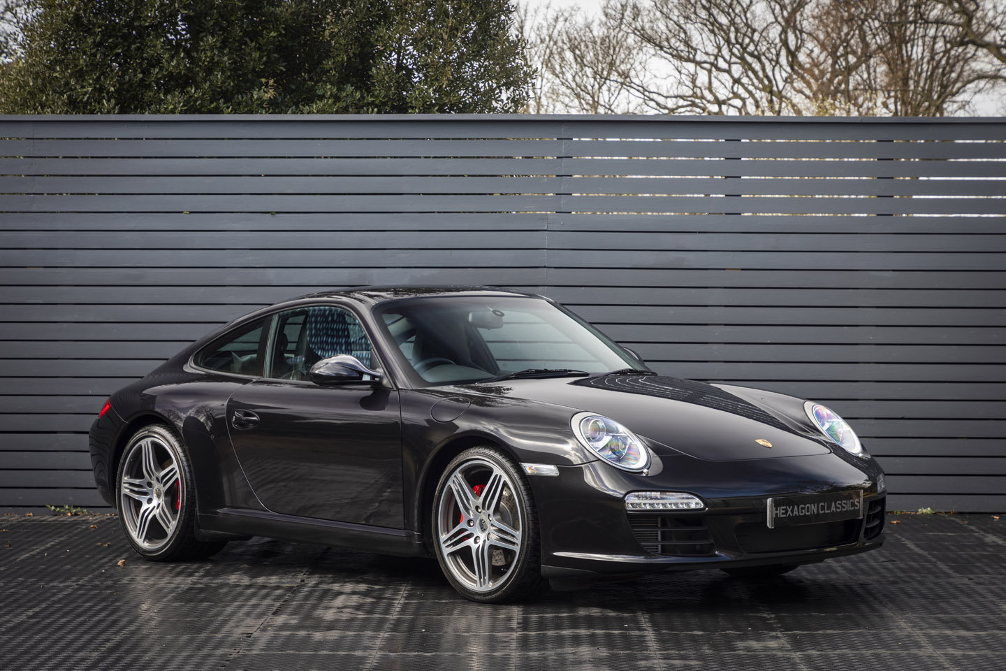 2009 PORSCHE 911 (997) CARRERA 2S COUPE GEN II,  MANUAL SOLD (picture 1 of 6)