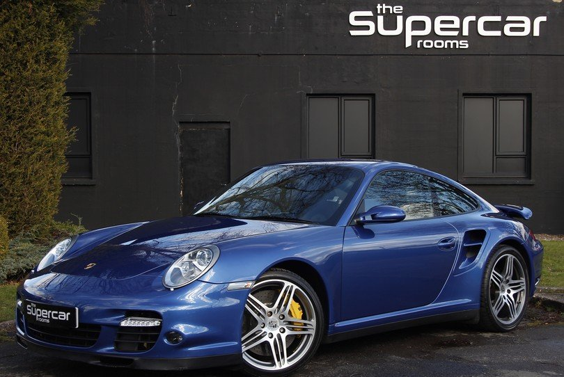 2008 Porsche 997 Turbo - Manual - 37K Miles - PCCB For Sale (picture 1 of 6)