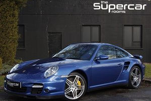 2008 Porsche 997 Turbo - Manual - 37K Miles - PCCB For Sale