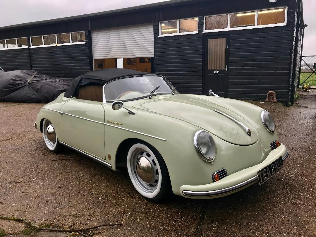 1973 Porsche Speedster Replica.... Superb Car...New Mot.... For Sale (picture 1 of 6)