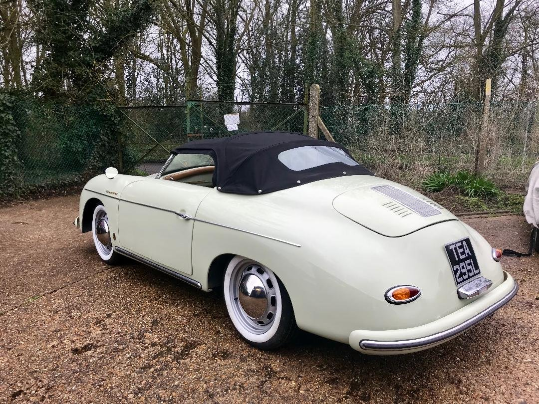 1973 Porsche Speedster Replica.... Superb Car...New Mot.... For Sale (picture 5 of 6)