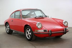 1970 Porsche 911E Sportomatic Sunroof Coupe For Sale