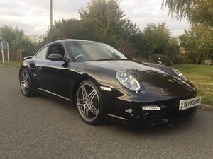 2006 Porsche 997 3.6 Turbo Coupe 6 Speed Manual ONLY 16000 MILES For Sale