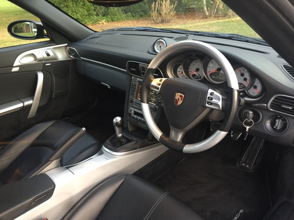 2006 Porsche 997 3.6 Turbo Coupe 6 Speed Manual ONLY 16000 MILES For Sale (picture 6 of 6)