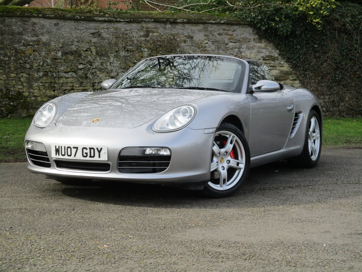 2007 1 Owner. Full Porsche Service History (just completed).  For Sale (picture 1 of 6)