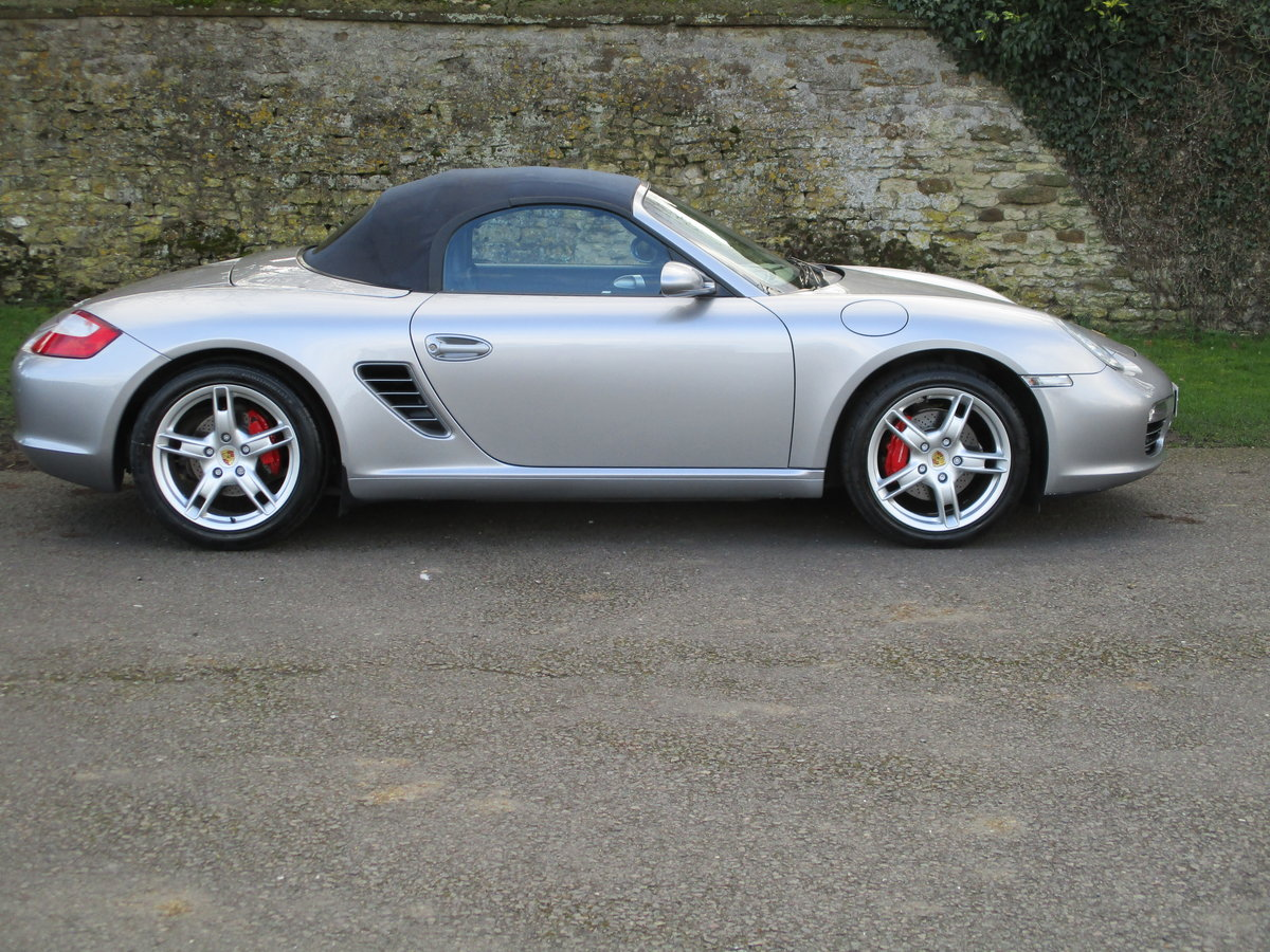 2007 1 Owner. Full Porsche Service History (just completed).  For Sale (picture 3 of 6)