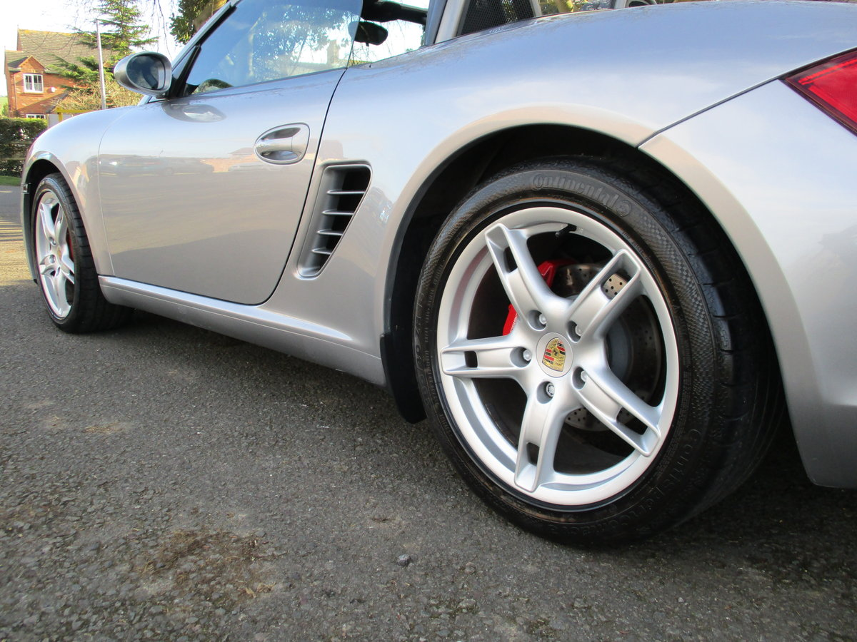 2007 1 Owner. Full Porsche Service History (just completed).  For Sale (picture 4 of 6)