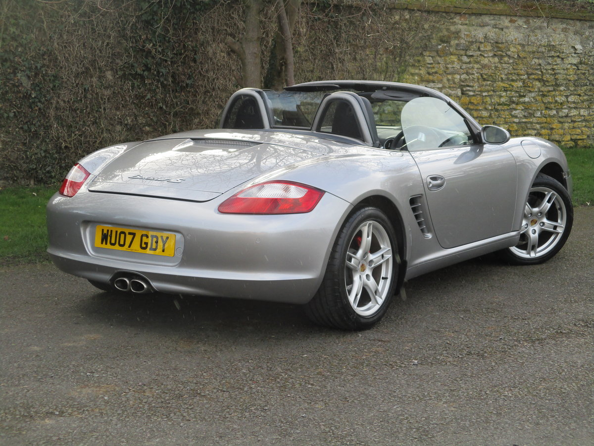 2007 1 Owner. Full Porsche Service History (just completed).  For Sale (picture 5 of 6)