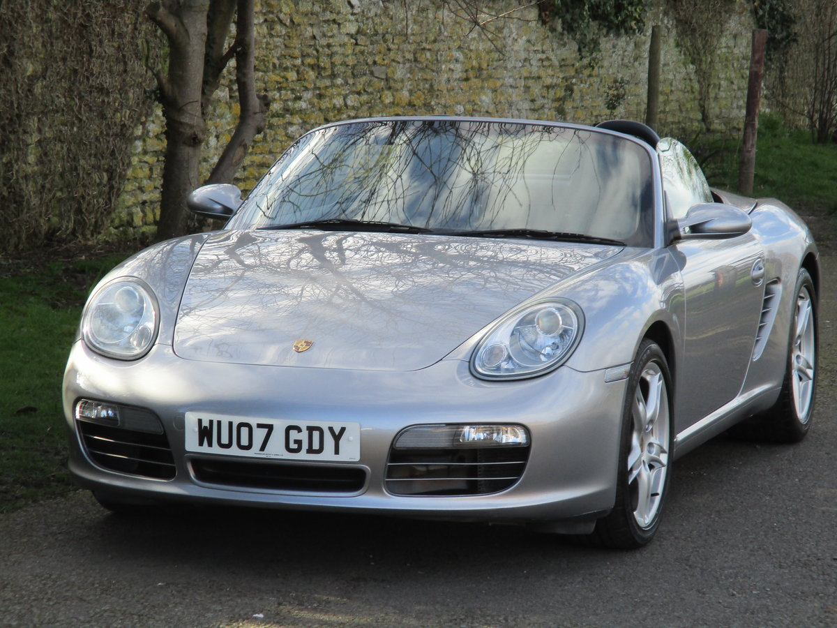 2007 1 Owner. Full Porsche Service History (just completed).  For Sale (picture 6 of 6)