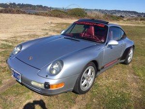 1996 Porsche 993 Targa = Rare Colors 48k miles  $66.5k