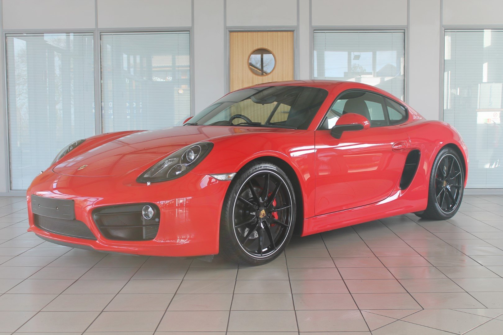 2014 Cayman (981) S Manual For Sale (picture 1 of 6)